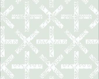 Sun Print (x & +) Ivory - Alison Glass - Andover Fabrics - 1 Yard
