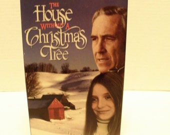 House Without a Christmas Tree VHS Video Tape Jason Robards
