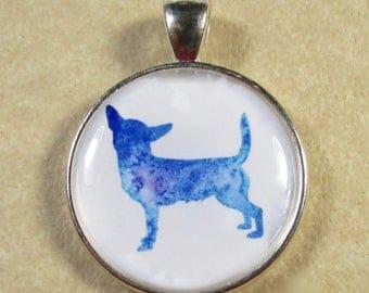 Chihuahua Pendant, Chihuahua Gifts, Chihuahua Jewelry, Chihuahua Mom Gift, Chihuahua Necklace, Chihuahua Jewelry Set, Chihuahua Presents