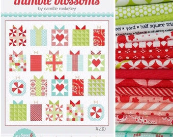 Handmade with Love Quilt Kit from Thimbleblossom in Handmade by Bonnie and Camille