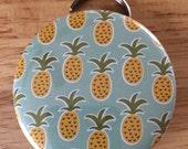 Pineapple Keychain Bottle-Opener