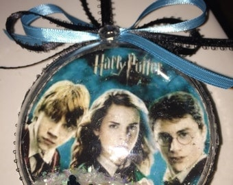 Harry Potter & Hermione Granger ornament