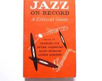 Jazz on Record A Critical Guide Vintage Book