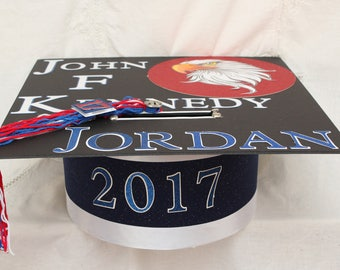 Graduation 2017, Senior Party Decorations, Graduation Party Decoration, Graduation Card Box, Graduation Cap, Card Box