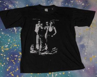 1990 DEPECHE MODE Violator Alternative T-Shirt Size XL 90s