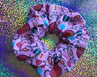 LOVE BUG Hair Scrunchie