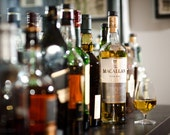 Macallan 10 on the Bar