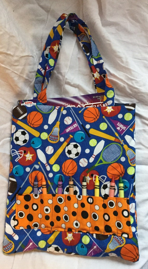 Sports Activity Tote