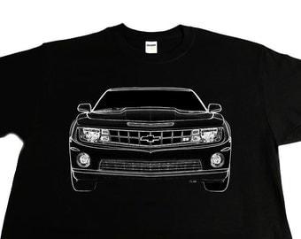 2008, 2009, 2010, 2011, 2012 2013 Camaro RS SS T-Shirt