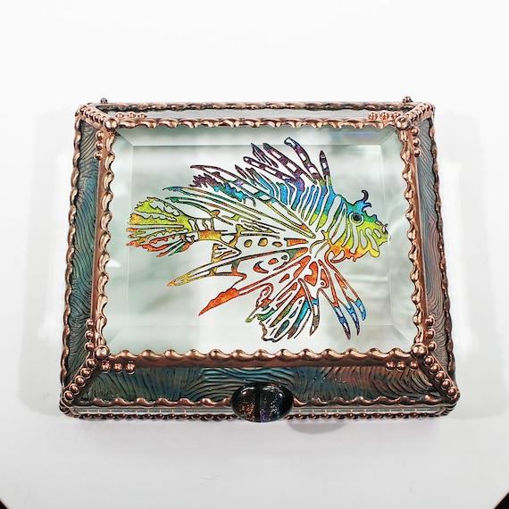 Lionfish, Ocean, Sealife  - Treasure Box
