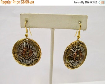 On Sale Hand Made Wire Wrapped Earrings Item K # 1217