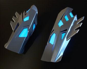 Ultron Gauntlets - Biomechanical Cybernetic Armor
