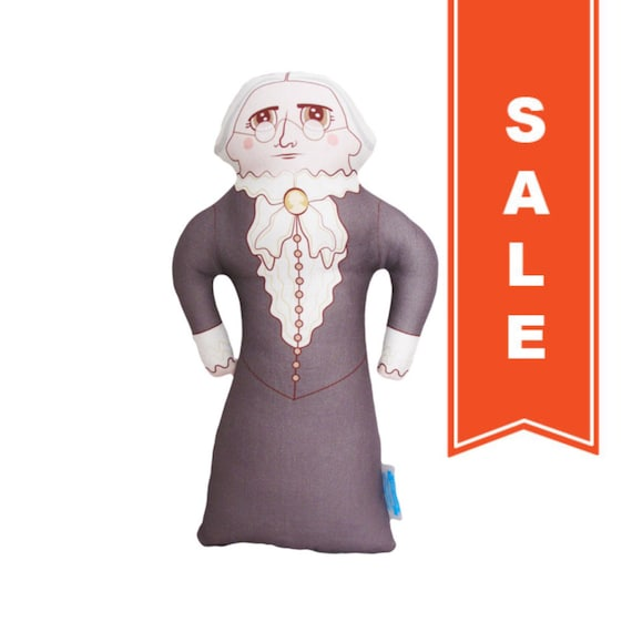 SALE - Susan B Anthony Doll - LIMITED EDITION