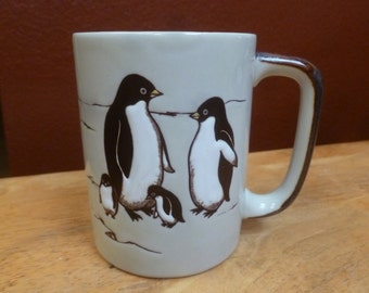 Otagiri Penguin mug