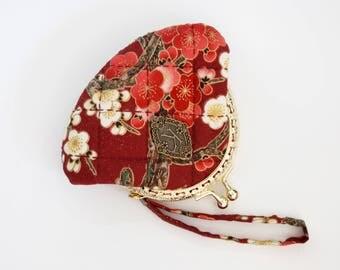 3.5'' Coin Purse - Cherry Blossoms
