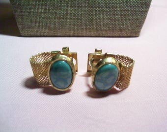 Vintage Cufflinks, mens jewelry, retro, vintage