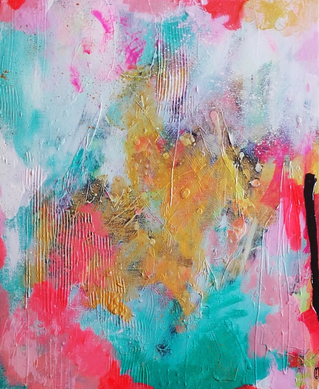 Art abstrait paysage abstrait art contemporain art original for Art contemporain abstrait