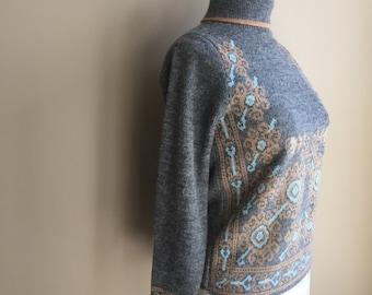 Vintage Monsanto Ski Sweater