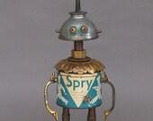 ROBOT SCULPTURE - Metal art robot Metal art sculpture - Starla