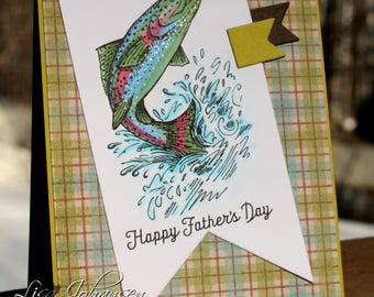 A Trout for Fathers Day