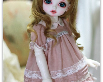 MSD - Dress(3  colour) for 1/4BJD, MSD/MiniFee