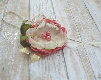 Coraline Blossom Headband