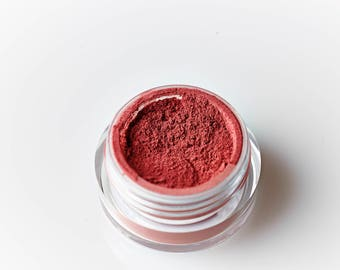 Cranberry . Mineral Eye Shadow . Everyday Eye Shadow . Loose Mineral Cosmetics . Naked . Natural Beauty