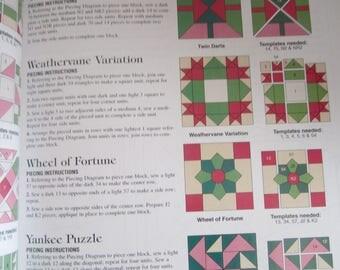365 Fun-to-Stitch Quilt Blocks