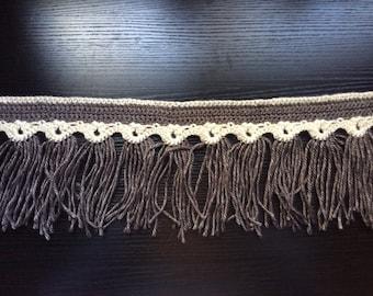 Crochet Belt Two