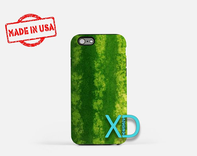 Watermelon iPhone Case, Fruit iPhone Case, Watermelon iPhone 8 Case, iPhone 6s Case, iPhone 7 Case, Phone Case, iPhone X Case, SE Case New