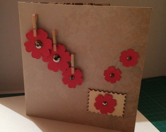 Handmade Any Occasion cards