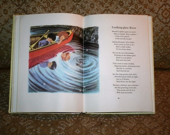 Gyo Fujikawa – A Child's Garden of Verses and A Child's Book of Poems – NICE 1976 Printing!  Robert Louis Stevenson Classic!