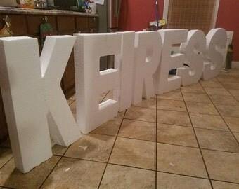 styrofoam letter large foam letters big foam letters foam letters large large styrofoam letters big foam letters large letter blocks
