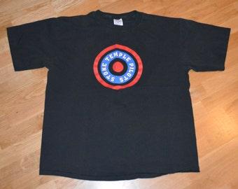 1996 Stone TEMPLE Pilots vintage concert tour rare original rock t-shirt X-Large (XL) STP Scott Weiland 1990s 90s Band tee tshirt mens