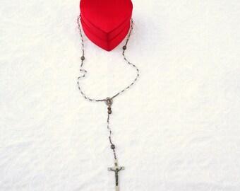 Italian Rosary / Women / Men /  men's jewelry / women's jewelry / Catholic