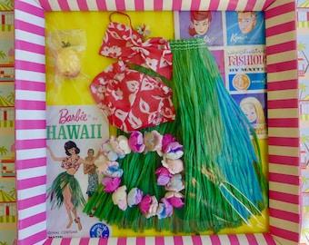 Vintage Barbie In Hawaii Mint NRFB MIB Circa 1964