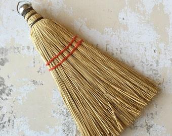 Straw Broom Etsy