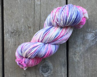 Hand-dyed Yarn - Hand-painted Yarn - Superwash Merino Wool Yarn - Indie-dyed Yarn