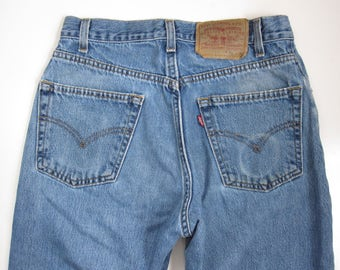 Vintage Levi's Size 30/30 with Dip Can Marking