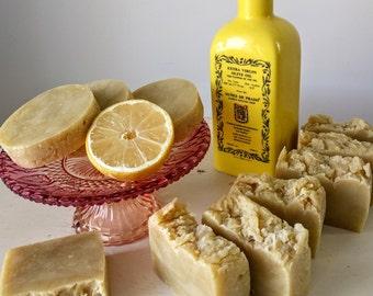 Moisturizing Lemon Bar