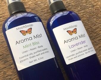 Aroma Spray - Linen - Room - Body