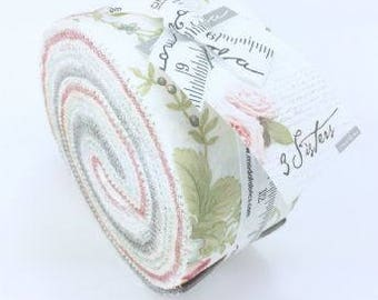 Poetry 3 Sisters for Moda Fabrics- Jelly Roll