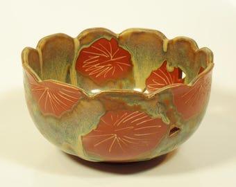 Vintage Mid Century Ceramic Bowl