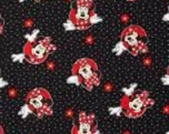 Pillow Bed with Minnie Mouse fabric, Girls Pillow bed, Children's Pillow Bed, Pillow Mattress, Sleepover Bed