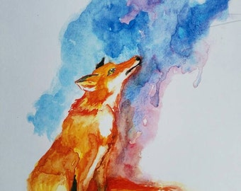 Dream On Little Fox