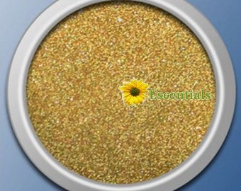 1/2 Ounce Gold Cosmetic Glitter