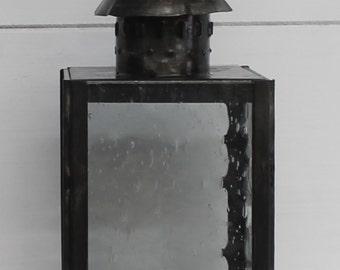 Tin Candle Lantern  HA-46