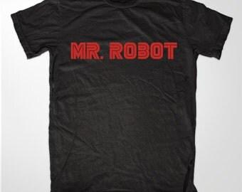 T-shirt Mr. Robot