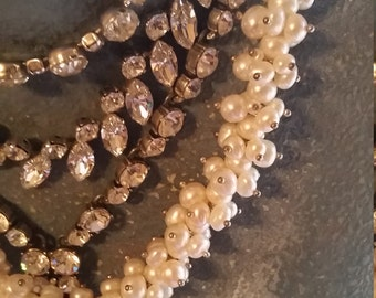 Freshwater Sterling Pearl Necklace