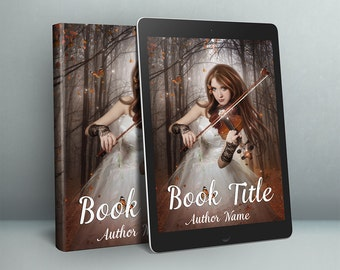 fantasy cover design for indie authors